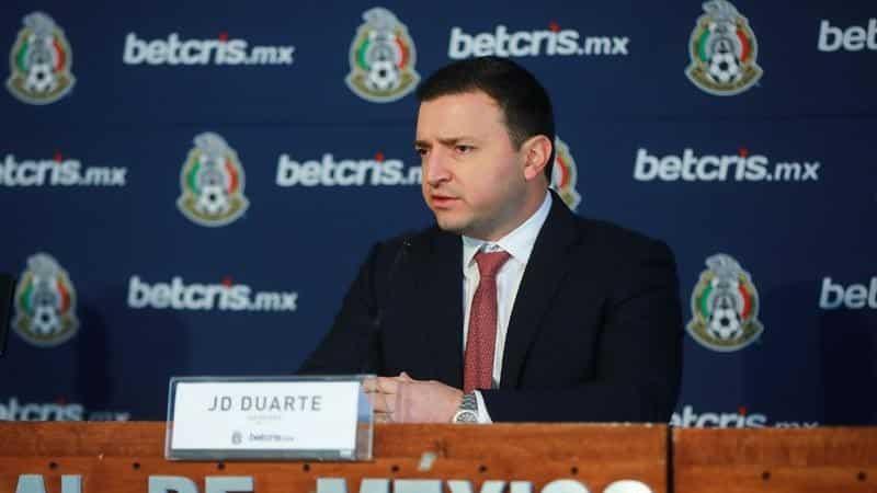 Betcris CEO JD Duarte