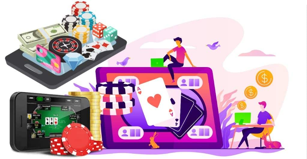 Online Poker Room or Casino