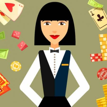 Cooperation of Casino and Poker Dealers in a casino