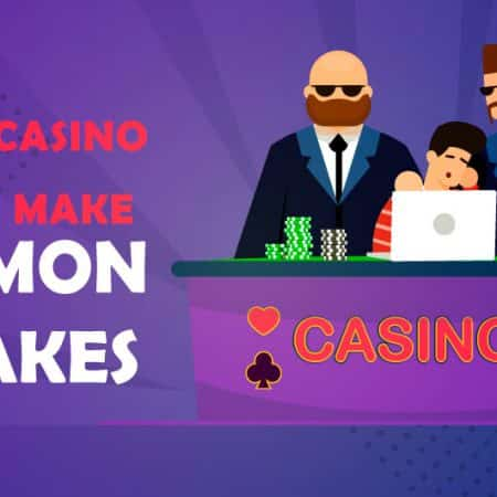 Mistakes you should avoid while choosing online casinos