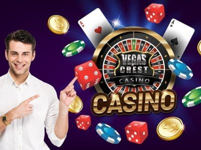 Services and Features by Vegas Crest Casino
