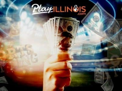 Illinois Posted $537.1 Million, Clinching the Second Spot in Sports Betting
