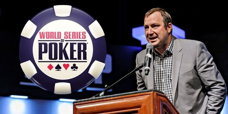 WSOP Ty Stewart, Responds to Crucial Questions About the 2021 Schedule