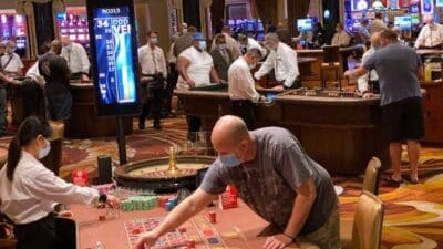 Nevada Casinos Perform Well in June but Mask Rules to Return