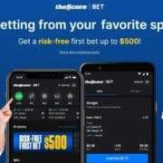 theScore Gears Up to Launch Sports Betting and iGaming in Ontario While Entering at Least 4 U.S. States