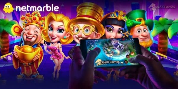 Social Casino SpinX Acquired by the South Korean Game Developer Netmarble